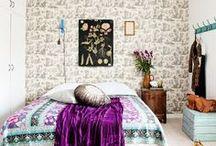 Home + Interiors + Decor / by madeline edelmann