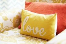 For the Home / Cute decorating ideas, lovely color schemes, and fun furniture to remember! / by Megan Renne