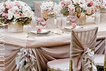 Table setting  / by Nancy Roque