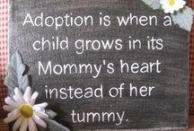 parenting ADOPTION / by Frances Barra