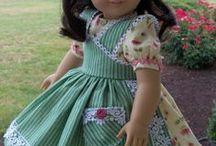 "AMERICAN GIRL Dolls 18"" / by Brenda Baldwin"