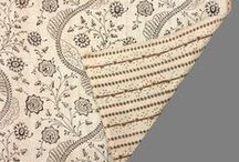Fabric / by Sew 18th Century