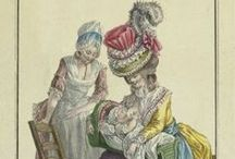 18th Century Prints / by Sew 18th Century