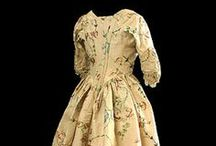 English Gowns / by Sew 18th Century