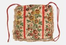 Reticules & Workbags / by Sew 18th Century