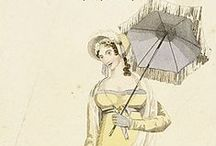 Parasols / by Sew 18th Century