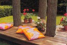Backyard Idea's / by Shauna | The Best Blog Recipes