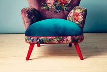 Chairs / by Natalie Kay
