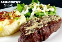 Beef Recipes / by Shauna | The Best Blog Recipes