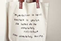 Bags / by Isabel Bianchi