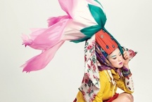 Fashion Editorials / by Isabel Bianchi