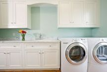 Laundry Room / by Amanda Wardwell