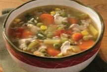 Soups,Stews,Chili's and Chowders / by Brenda Greenawald