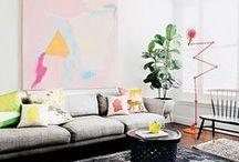 home inspiration// / by Naomi Davis // Love Taza