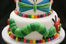 Food - Cake Decorating / by Bridgette Smith
