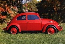 Wagen... / Classic early Beetles and other aircooled VWs / by Uwi Mathovani