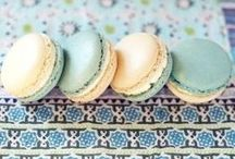 Macaroons and other favs / by Kendra Dobbins