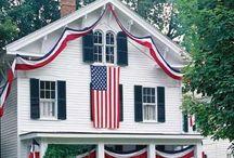 Fourth of July/Memorial Day / by Wendy Quattlebaum