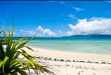 Okinawa - Beaches | 沖縄 ビーチ / Okinawa has beautiful beaches with white sand and clear blue water. Perfect for diving, swimming, snorcheling or just relaxing - and not to forget: awesome beach parties! / by Okinawa (沖縄) - www.visit-okinawa.com