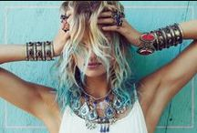Boho, Hippie, Gypsy  / This was my first Boho board and consequently has a little of everything pinned on it. Enjoy! / by Wine Country Woman