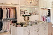 Killer Closets / Dream Closets / by House on the Way - Home Decor & Design Blog