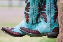 These boots were made for walkin.... / by Shawna Taylor