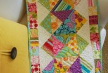 A-Quilt Ideas / by The Quilting Squares Qlt Shop Kay Roberts & Kathy Kuryla