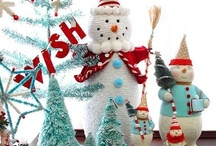 Christmas Snowman / by Debi Hamilton