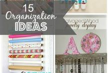 Organize It! / by House on the Way - Home Decor & Design Blog