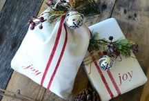 Gift Wrap Ideas / by House on the Way - Home Decor & Design Blog