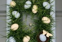 Easter Ideas and Decor / by House on the Way - Home Decor & Design Blog