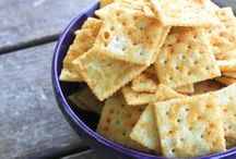 ~ Crackers/Chips/Nuts/Pretzels ~ / by Nikki Fry
