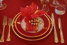 Tablescapes/Ideas / by Sharon Carroll