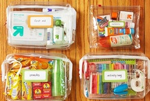 Home: Organization / Ideas to keep your home, car, or office in order! / by Gina Wessells