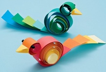 Animal Crafts 4 Kids / Zoo inspired, kid friendly craft projects / by Greater Vancouver Zoo