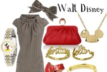 """Fashion: Disney Style / Great outfits to wear when you want to feel a little """"Disney-fied""""--and some fabulous looks for the Disney parks! / by Gina Wessells"""
