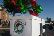 Christmas Parades / Check out all of the fun Operation Christmas Child floats and parade ideas! / by Operation Christmas Child