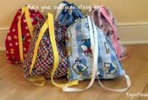 Bags Galore / This board is full of inspiring bags you can pack or make for your shoeboxe gifts! / by Operation Christmas Child