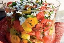 salads / by Irish Britson