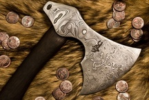 Tomahawks, Hatchets, and Axes / by Rob Robideau