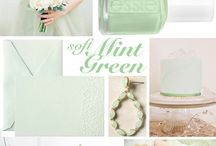 New color obsession - Mint / by Maritza Zuniga