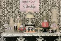 Anna's Party Ideas / by Heather Sollid