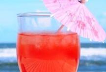 Pretty tasty drinks / by Kara Marvel