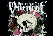 ✖️bullet for my valentine✖️ / by Livy