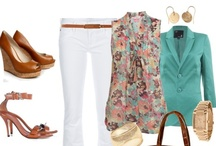 Summer Wardrobe / by Debbie Gibb