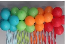 Party Ideas / by Debbie Gibb