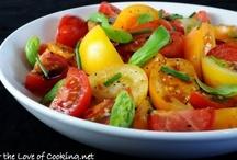 salads / by Debbie Gibb