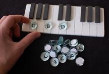piano / by Debbie Gibb