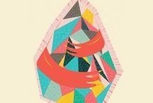 Pretty Illustrations / by Megan Sundquist