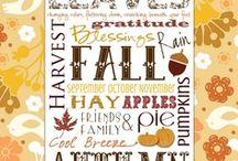 Bucket List - Fall  / by Nanette Johnson